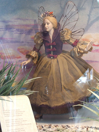 Fairy Art Doll