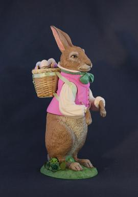 Spring Bunny Pink
